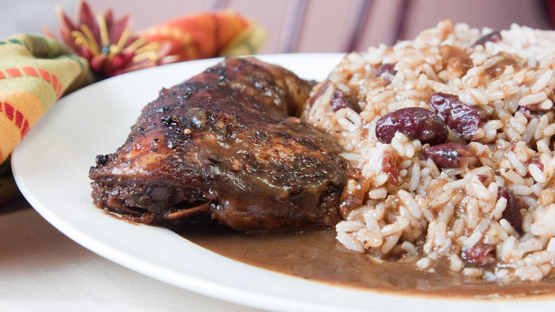 Jamaican Caribbean Homestyle